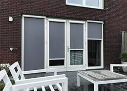 Windvaste screens en ritscreen insectenwerend Oss | Deco Zonwering