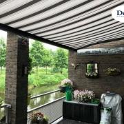 Luifel op maat in Den Bosch