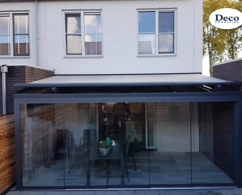 STOBAG TARGA-plus verandazonwering