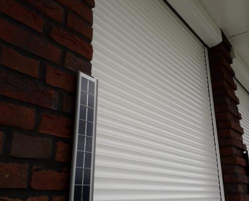 Solar rolluik Deco Zonwering 1