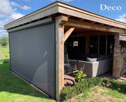 Windvaste Deco Zip screens