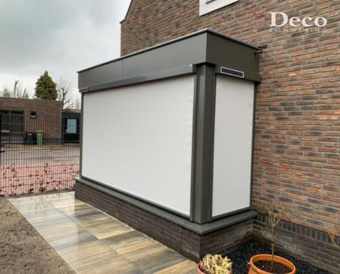 Windvaste solar screen